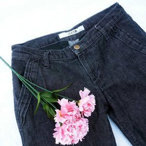 Joes jeans womans size 28 boot cut dark wash